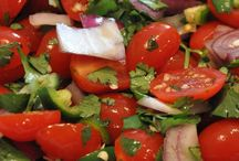 Salads and Veg / by Maryse R
