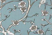 vintage fabric / by Kaye DeHays