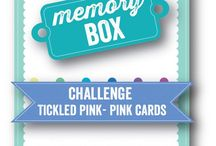 Challenges / by Memory Box