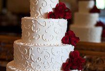 esküvő ( fehér-piros )
