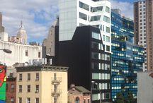 New york / My walks in nyc on sunday