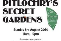 Pitlochry Secret Gardens