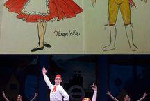 Dança Folclórica - Itália