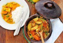 Moquecas(stew)