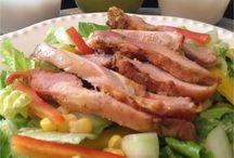 Salads/Ensaladas