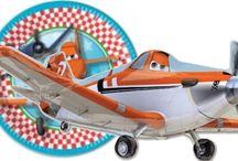 Disney Planes / New Disney Pixars animated film Disney Planes party ideas & novelties