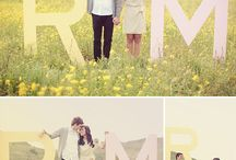 Couple ideas  / by Inspired Photography