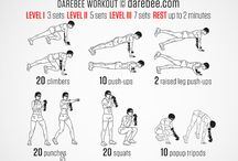 Workouts/ Training plans