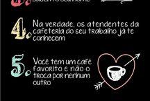 Você é viciado em café? / Café e criatividade
