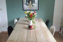 Tisch Fragezeichen