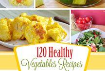 {veggie recipes} / by Christa Carson