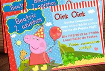 peppa oink