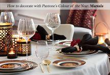Interior Colour Trends 2015 / Colour trends in home interiors, 2015