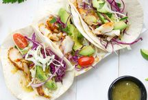 Gluten Free Recipes: Mexican / Gluten free recipes with a Mexican twist. These gluten free dinner recipes are also often low fodmap, vegan, paleo or dairy free.