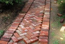 brick pathways ideas