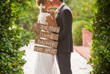 Southern Weddings / Something borrowed, something blue with a Southern twist.