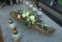 wianki na cmentarz