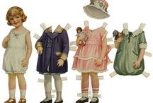 Paper Dolls / by Susan Butzin