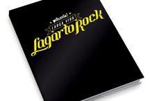 Piturda Larga Vida Lagarto Rock. / Libro LArga vida lagarto rock
