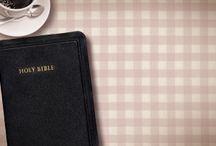 Bible/Church Things