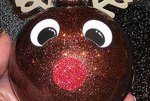 Christmas ornament: DIY / by Annie R