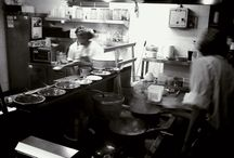 Humble kitchen / Place where my culinary experience started.