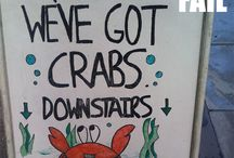Humor / by Chesapeake Bay Trust