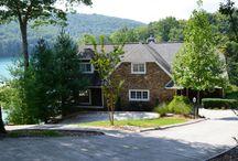 Deerfield Resort Homes for Sale / View Norris Lake Homes and Lots for Sale at Deerfield Resort in Lafollette, TN.
