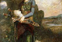 Гюстав Моро — французский художник, представитель символизма.
