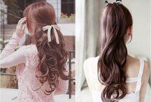 Oh, hair