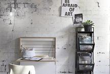kleur je huis, levendig en stoer wit