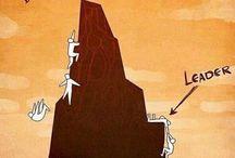 Liderazgo / Cómo ser un auténtico líder.