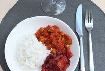 Recipes - dinner ideas