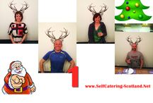 Christmas Count Down / Here are some of our favorite photos from guests, visit our website for more information www.selfcatering-scotland.net
