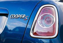 Every curve has an unmistakable impact on a MINI's design. - photo from miniusa