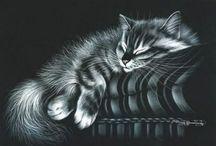 1 Irina Garmashova / cats