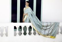 Silk Saris Collection / Beautiful assortment of handicrafts and handlooms for the oncoming winter.