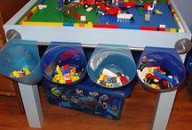 Toys Organizing
