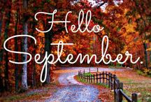My Birth Month.....lovely time of year