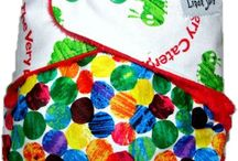Cloth Diapers / by Jonnie Hellens