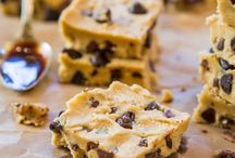 Vegan Desserts / Even vegans sometimes have a sweet tooth!