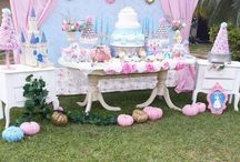 Gabriella's Cinderella party