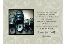 Daddy's Shoes / I Love To Wear Daddy's Shoes