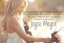 Frases da Joyce Meyer