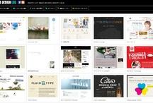 WEB / interface UI / banner design / Pined Wonderful Web design and App interface UI and web banner ad