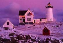 Lighthouses / by Lori Holman Higgins