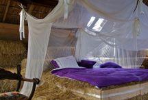Romantisch overnachten / De meest romantische plekjes die er zijn!
