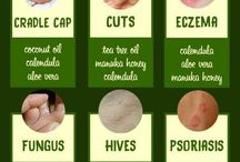 Skin advice & remedies