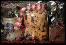 Gingerbread / by Crystal Shook