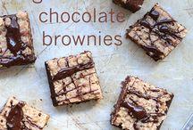 Low-Carb Brownies, Blondies and Bars